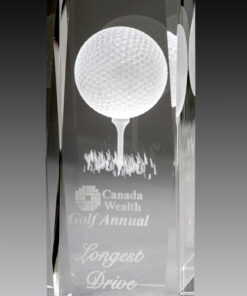 Golf Glass & Crystal