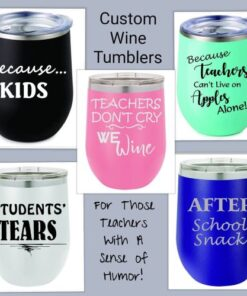 Wine Tumblers